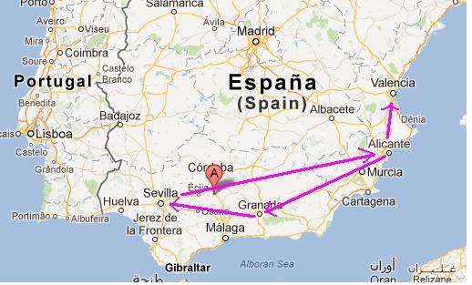 Jurnal De Calatorie Partea 1 Andalucia Spania Love Made By